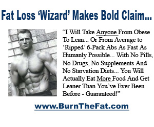 Burn The Fat Feed The Muscles